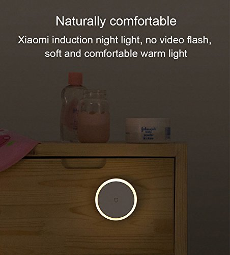 Xiaomi mijia Smart Home Luz nocturna multifunción dispositivo inteligente, 1Pcs: Amazon.es: Iluminación