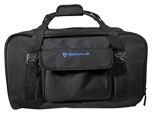(Rockville TB10 Lightweight Rugged Speaker Bag Carry Case for 10