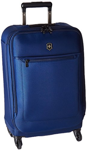 Victorinox Avolve 3.0 Large Expandable Carry-on Spinner, Blue by Victorinox