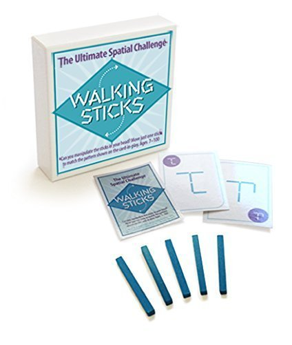 Walking Sticks The Ultimate Spatial Challenge