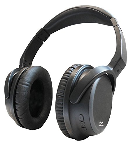 MICCUS Wireless Bluetooth v4.2 Over Ear Headphones with M...