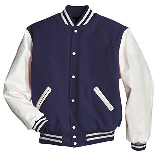 AWARD JACKET Holloway Sportswear XS Dark Navy/White