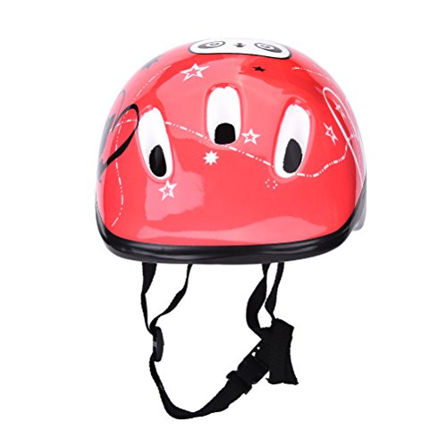 Elegant4beauty Kids Bike Bicycle Head Helmets Skating Skate Board