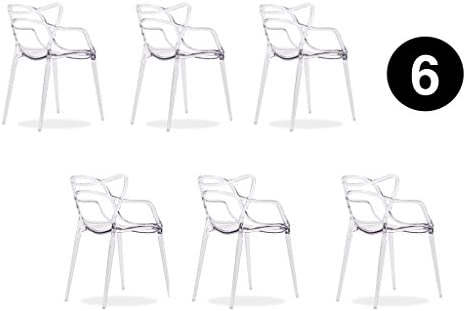 IBH DESIGN Sedia Miami-plexi-Transparente-inspir/ée Starck Masters