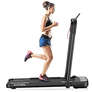 Murtisol 2 in 1 Folding Treadmill