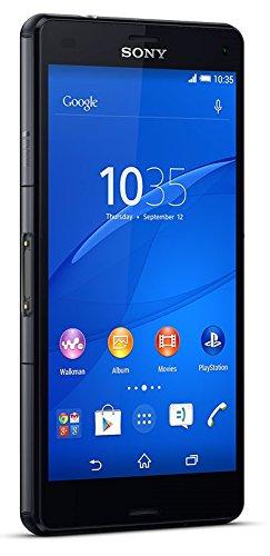 "Vodafone Sony Xperia Z3 Compact 4.6"" SIM única 4G 2GB 16GB 2600mAh Negro - Smartphone"