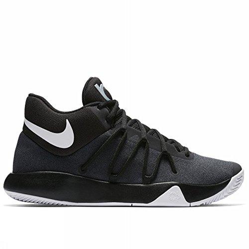 Nike Men's Kd Trey 5 V Basketball Shoe, Black/White/Black, Size 11.0