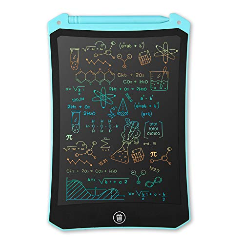 Color : Blue , Size : 8.5 inches Computer Graphics Tablets Kids And Adults At Home School And Office 8.5 Inches Handwriting Paper Drawing Tablet Gift For Kids And Adults At Home School And Office