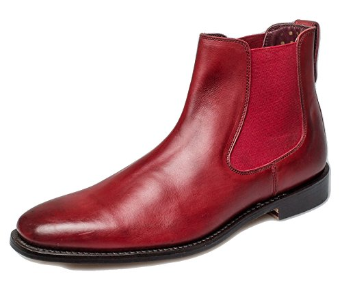 pour Homme Brogues Red Bottes London YvxqPTZwE4