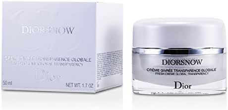 Christian Dior snow Fresh Creme Global Transparency 15ml