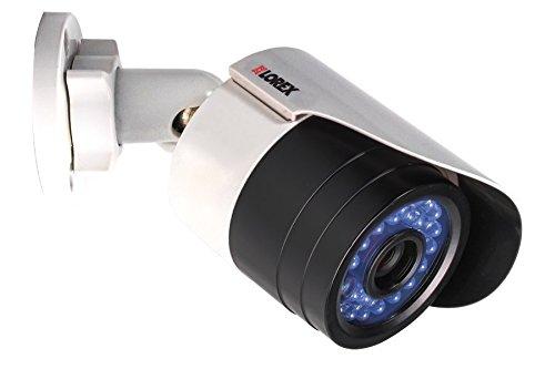 Lorex LNB2153B HD 1080p Outdoor Bullet Power-Over-Ethernet Camera (White)