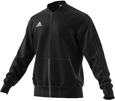 adidas Australia Men's Condivo 18 Presentation Jacket, Black