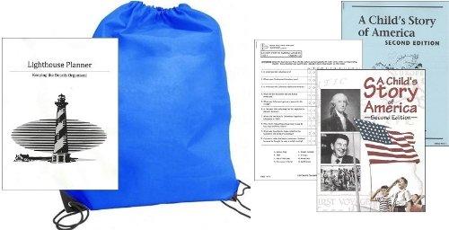 A Child's Story of America (Grade 4) Set Homeschool Kit in a Bag pdf