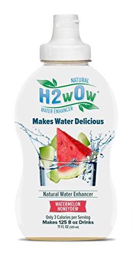 H2wOw Water Enhancer Drops Watermelon