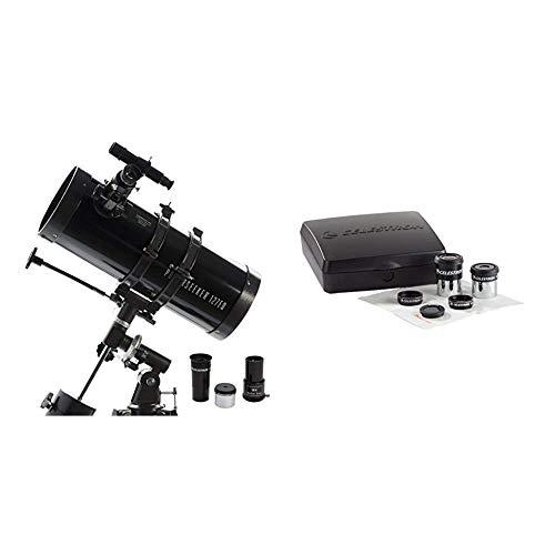 Celestron PowerSeeker 127EQ Telescope w/ Accessory Kit