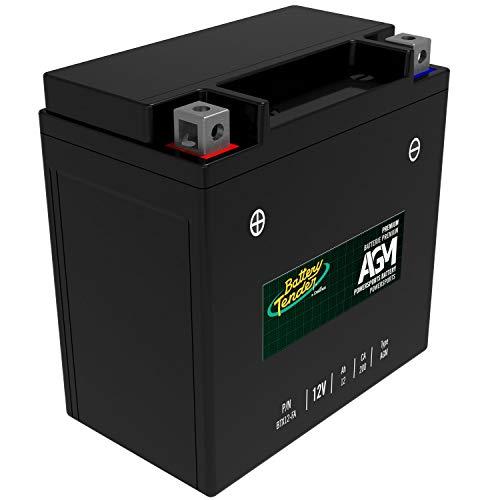 Battery Tender BTX12-FA 12V, 12Ah, 200CCA AGM Engine Start - Battery Case Tender