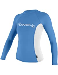 O'Neill UV Sun Protection Women's Basic Skins Long-Sleeve...