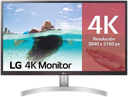 LG 27UL500-W - Monitor 4K UHD de 68,6 cm (27