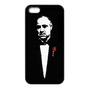 iPhone 5 5s Cell Phone Case Black The-Godfather Dcrig