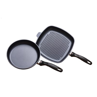 Swiss Diamond 282i Induction 2-Piece Cookware Set