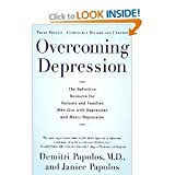 Overcoming Depression, Demitri F. Papolos and Janice Papolos, 0060157569