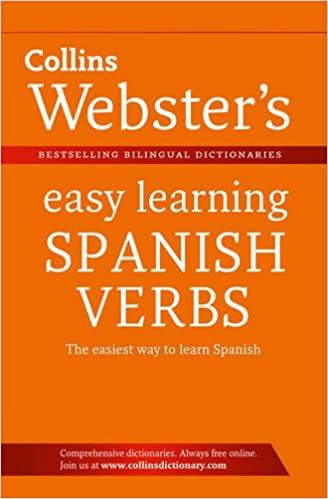 Amazon com: Collins Webster's Easy Learning Spanish Verbs  (Collins