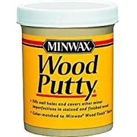 Minwax 236104444 Wood Putty, 1 lb, Natural Pine by Minwax