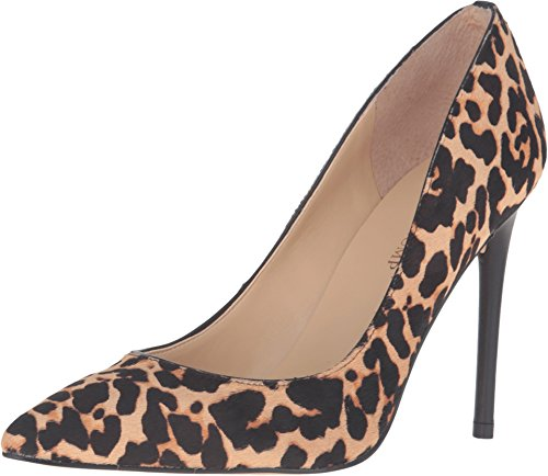 Ivanka Trump Women's Kaydenly Pump, Natural Multi-Animal Print, 9 M US