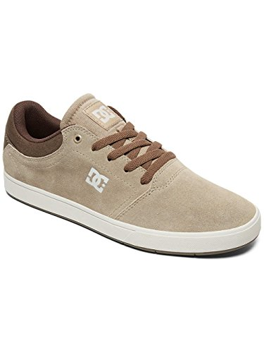 Scarpe da DC Shoes Uomo Brown M Brown Skateboard Crisis Brown Zfv1vUxqw