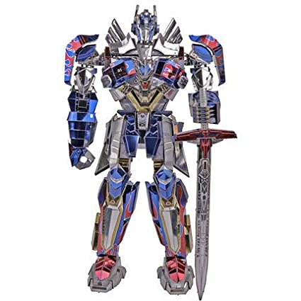 Amazon com: Art Model Original Transformers Optimus Prime