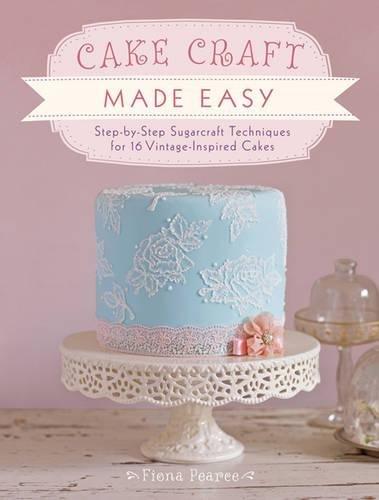 Cake Craft Made Step Step