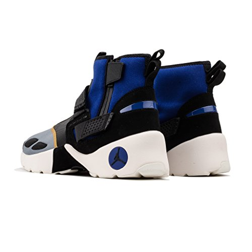 Jordan Nike Mens Air Trunner LX High NRG AJ3885-010 Blue/Black/Grey Size 11.5 discount exclusive how much cheap price best wholesale online footlocker pictures for sale N1Z5lIdXc