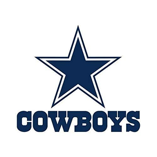 (Dallas Cowboys Premium Die-Cut Auto Decal, Laptops, Yeti or Gear. Comes in different colors and sizes. Select from the option menu. )