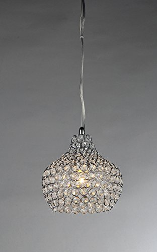 Whse of Tiffany RL1374/1 Kiss Crystal Chandelier