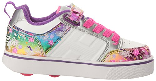 Heelys Bolt Plus X2 - deportivas bajas Niñas Varios colores (White /   Silver /   Rainbow)