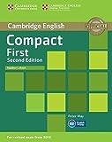 Compact First Teacher's Book Second Edition