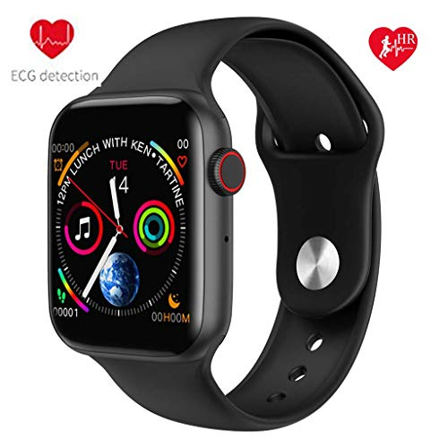 (Byoung Fitness Tracker ECG Heart Rate Monitor,1.54
