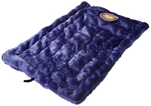 Slumber Pet Plush Plush Plush Crate Dog opaco, ampio, 32-Inch, Royal blu by petedge Dealer servizi  86b470