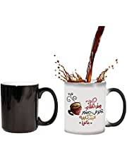 coffee design Magic mug