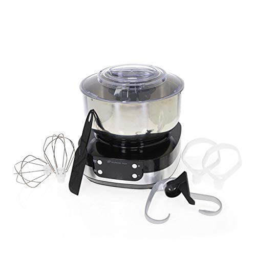 Wolfgang Puck 5-Quart 600-Watt Programmable Universal Mixer Model 625-835 by Wolfgang Puck