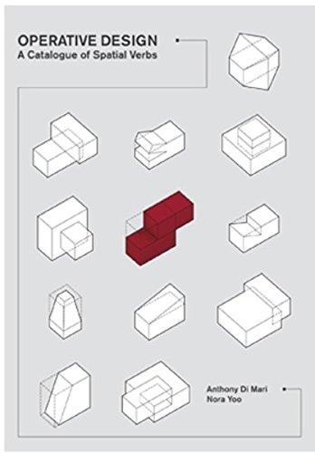 Operative Design: A Catalog of Spatial Verbs