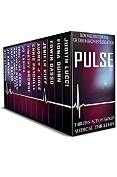 Book cover image for PULSE: Thirteen Action-Packed Medical Thrillers