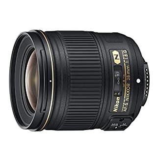 Nikon AF FX NIKKOR 28mm f/1.8G Compact Wide-Angle Prime Lens with Auto Focus for Nikon DSLR Cameras (B007VGGIRK)   Amazon price tracker / tracking, Amazon price history charts, Amazon price watches, Amazon price drop alerts