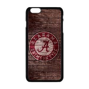"Generic Custom Extraordinary Best Design NCAA Alabama Crimson Tide Team Logo Plastic Case Cover for iPhone6 Plus 5.5"""