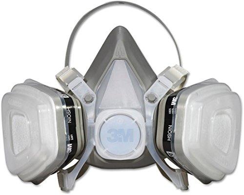 3M Dual Cartridge Respirator Assembly 52P71, Organic Vapor/P95, ()