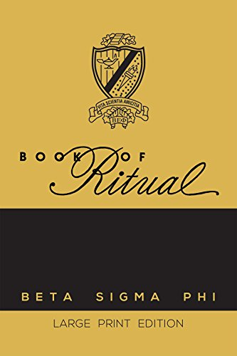 Book of Ritual: Beta Sigma Phi