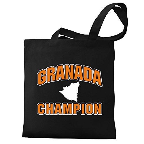 Canvas Eddany Eddany Granada Bag champion Tote Granada champion Canvas Tote wf0RICax