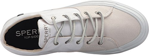 Sperry Dame Tilflugtssted Lace-up-sten / Lysegrå KpLTS