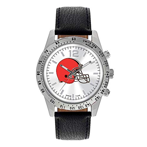 Gifts Watches NFL Cleveland Browns Letterman Watch