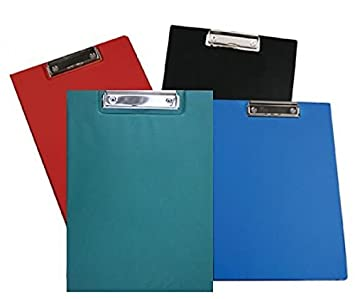 clipboard office paper holder clip. Concept4u Vinyl Clipboard Folder Assorted Colour Office Document Holder Cover File Wallet Metal Clip Board Home Paper L